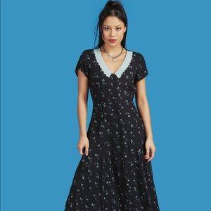 Unif wist dress